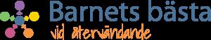 Logotyp för projekt barnets bästa vid återvändande