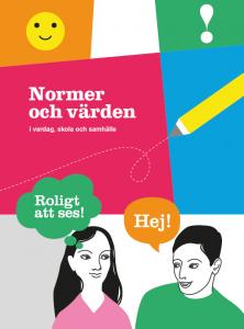 normer och värden Sverige Strömsunds kommun utbildnings material för barn och unga asylsökande uppehållstillstånd